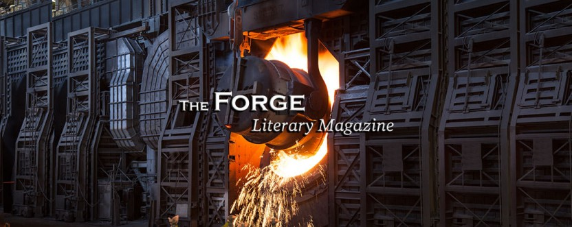 Interview with Rebecca Reynolds editor of The Forge Anthology