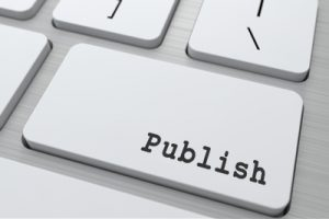 Notes on becoming a published writer